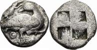 Diobol 500-437 v. Chr. Makedonien Eion Makedonien Diobol Gans Eidechse ... 75,00 EUR  zzgl. 3,00 EUR Versand