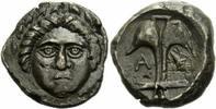 Diobol 4. Jhdt.v.Chr. Thrakien Apollonia Pontica Thrakien Diobol 4. Jhd... 150,00 EUR  zzgl. 5,00 EUR Versand