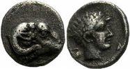 Hemiobol 395-377 v. Chr. Karien Halikarnassos Karien Hemiobol 395-377 W... 200,00 EUR kostenloser Versand