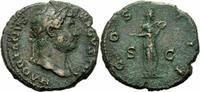 As 125-128 Rom Kaiserreich Hadrianus As Rom 125-128 COS III S C Salus P... 150,00 EUR  zzgl. 5,00 EUR Versand