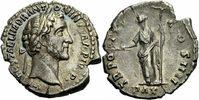 Denar 151/152 Rom Kaiserreich Antoninus Pius Denar Rom 151/152 Pax Zept... 90,00 EUR  zzgl. 3,00 EUR Versand