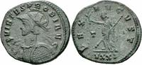 Antoninian 281 Rom Kaiserreich Probus Antoninian Ticinum 281 PAX AVGVST... 70,00 EUR  zzgl. 3,00 EUR Versand