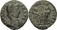 Follis 340 Rom Kaiserreich Constans Follis Arles 340 GLORIA EXERCITVS S... 80,00 EUR  zzgl. 3,00 EUR Versand