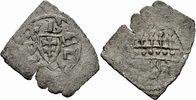 Denarklippe 1172-1196 Ungarn Bela III Arpaden Ungarn Denar Klippe Doppe... 325,00 EUR kostenloser Versand