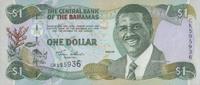 Bahamas 1 Dollar Pick 69