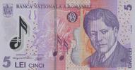 Rumänien 5 Lei Pick 118