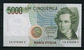 Italien 5.000 Lire Pick 111a