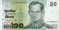Thailand 20 Baht Pick 109