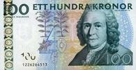 100 Kronor 2001 Schweden Pick 65a unc/kassenfrisch  27,00 EUR  zzgl. 4,50 EUR Versand