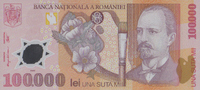 Rumänien 100.000 Lei Pick 114