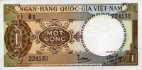 Vietnam-Süd 1 Dong Pick 15a