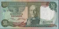 Angola 50 Escudos Pick 100