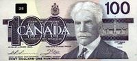 Canada 100 Dollars P.99a