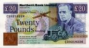 Nord-Irland 20 Pounds P.195b