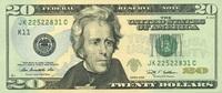 USA 20 Dollars - Dallas,Texas - P.532-K