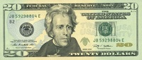 USA 20 Dollars - New York - P.533-B
