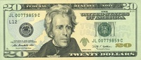 USA 20 Dollars - San Francisco - P.533-L