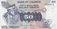 Uganda 50 Shillings Pick 8c