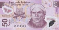 Mexico 50 Pesos Pick 123a