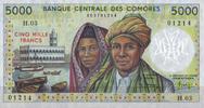 Komoren 5.000 Francs Pick 12a