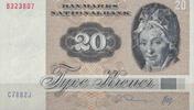 Dänemark 20 Kroner Pick 49g