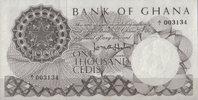 Ghana 1.000 Cedis Pick 9 A
