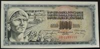 Jugoslawien 1.000 Dinara P. 86