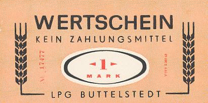 10 mark deutschland ddr lpg geld buttelstedt leicht gebraucht ii ma shops. Black Bedroom Furniture Sets. Home Design Ideas