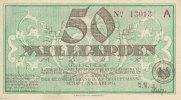 Sachsen, 50 Mrd.Mark 24.Oktober Annaberg, Amtshauptmannschaft