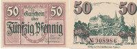 Deutsches Reich, Sachsen, 50 Pfennig Mylau, Stadt,