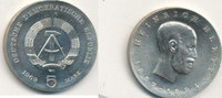 Deutschland,DDR, 5 Mark, J.1526 Heinrich Hertz,