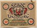 Deutschland 10 Pfennig 1.September Lindenberg