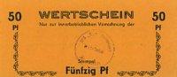 Deutschland 50 Pf DDR LPG Geld