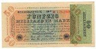 Deutschland 50 Mrd.Mark 10.Oktober Ro.117d