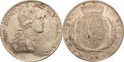 Taler 1801 I.E.C Sachsen-Weimar-Eisenach Friedrich August III. ss/vz