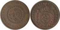 Brasilien 40 Reis Brasilien, 40 Reis, 1826 R, vz