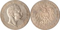 Preussen 5 Mark Preussen, 5 Mark, Wilhelm II., 1904, ss/vz