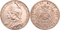 Kaiserreich - Preussen 5 Mark 200 Jahre Königreich
