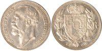 Liechtenstein 1 Krone Liechtenstein, 1 Krone, Johann II., 1900, vz+ (seltener Jahrgang)