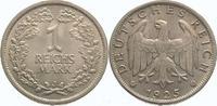 Weimarer Republik 1 Mark