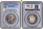 PCGS certified 2 Mark 1906  A Lippe Leopol...