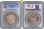 PCGS certified 5 Mark 1907 Baden Friedrich...