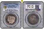 Sachsen-Weimar-Eisenach PCGS certified 3 Mark 1910