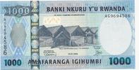 Rwanda / Ruanda 1000 francs