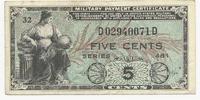 Etats unis / U.S.A. 5 cents