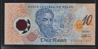 BRESIL 10 REAIS SERIE A - D