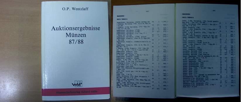 1989 Mittelalter und Neuzeit Wentzlaff, O.P.. Gebraucht, guter Zustand.