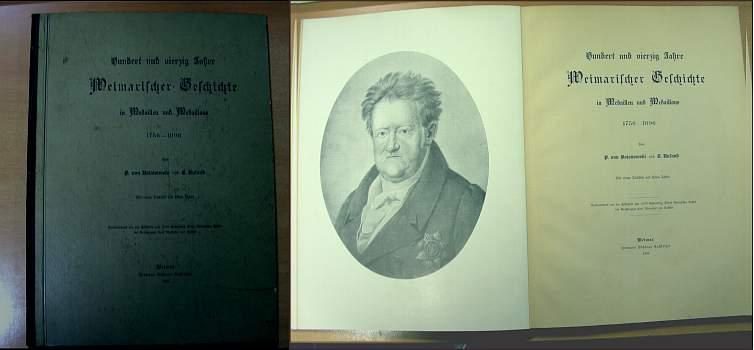 1898 Mittelalter und Neuzeit Bojanowski, P. von u. E. Ruland. Gebraucht, guter Zustand