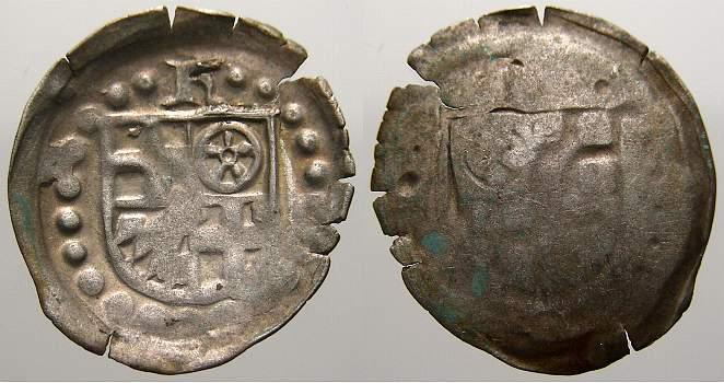 Pfennig 1515-1547 Köln, Erzbistum Hermann von Wied 1515-1547. Sehr schön