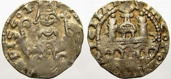 Denar 1167-1191 Köln, Erzbistum Philipp von Heinsberg 1167-1191. Sehr schön+